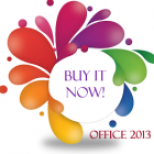Buy MS Office 2013 Now!
